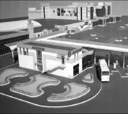 Приватна автостанція з'явиться у Рівному