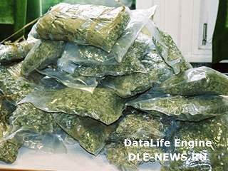 Вилучили понад 16 кілограмів наркотиків