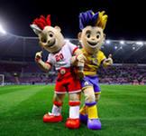 Під час Євро-2012 у Польщі житимуть 13 збірних, в Україні - три