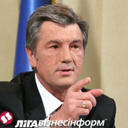 Ющенко готовий відсторонити Черновецького