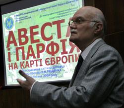 Відкриття професора Тищенка: наші предки знали Заратустру