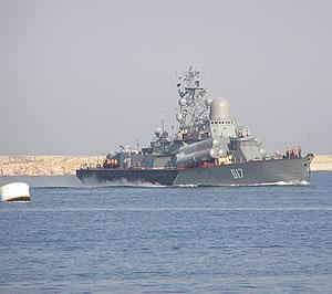Держава готує документи про виведення ЧФ із Криму до 2017 року