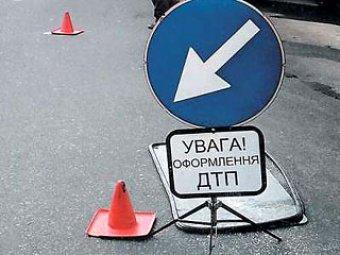 Знову на трасі  Київ–Чоп трапилася аварія