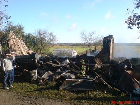 Внаслідок пожежі загинуло двоє людей