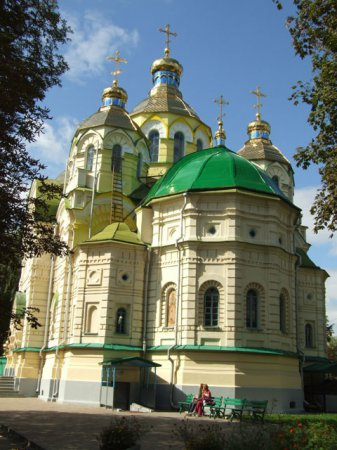 УПЦ готова до діалогу щодо повернення  верхньої частини Свято-Воскресенсько ...