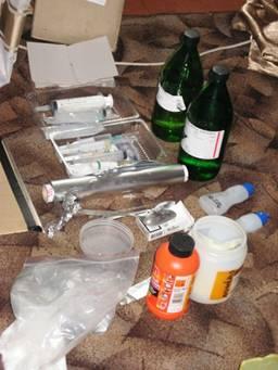 У Житомирській області співробітники СБУ ліквідували підпільну нарколаборат ...