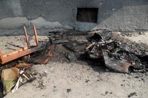 На Рівненщині під час пожежі врятовано 3 дітей та їхнього дідуся