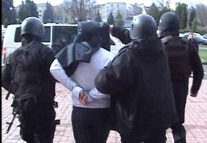 Начальника податкової міліції Тернопільської області затримано на хабарі  (фото)