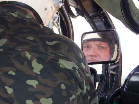 Вертолітники 13 армійського корпусу СВ ЗУ України готуються до наступної ро ...