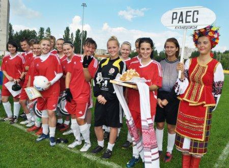 Всеукраїнський турнір з жіночого футболу пройшов за підтримки Рівненської АЕС