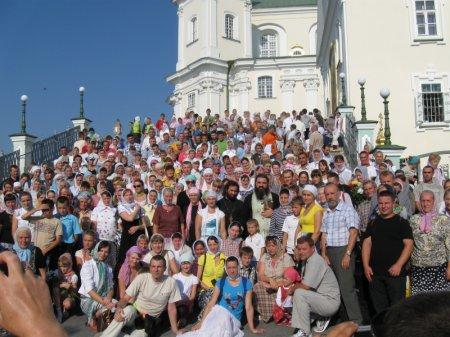 Паломництво до найбільшої православної святині