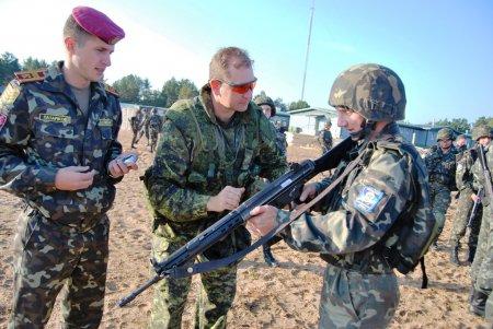 Українські десантники навчаються Urban Operations Аргументи на користь малих груп