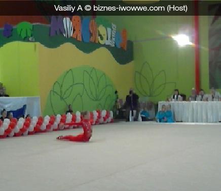 Шостий міжнародний турнір