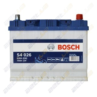 акумулятори Bosch на Волині