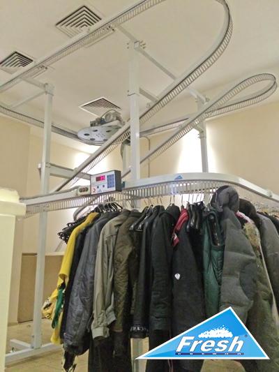 автоматичні гардероби