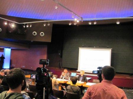 Українських журналістів застрахують від ризиків - Едуард Багіров