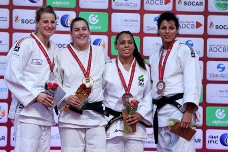 Рівнянка Анастасія Турчин виборола золото на чемпіонаті Європи з дзюдо, що відбувся в місті Тель-Авів