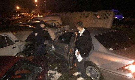 В Ровно автомобиль повредил 25 машин на парковке