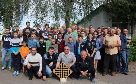 П'ятий етап кубка Сарненського району - 2018!