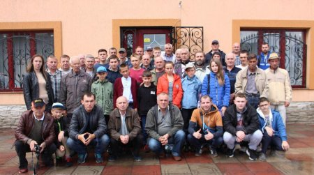 7 етап кубка Сарненського району - 2018!