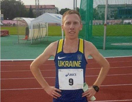 Рівненщина має першу медаль чемпіонату України з легкої атлетики