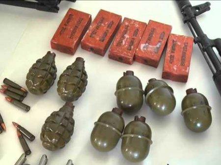 На Закарпатті СБУ затримала військових на реалізації вибухівки