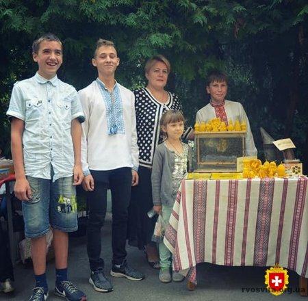 Юні бджолярі Рівненщини посіли призове місце на Всеукраїнському турнірі