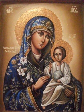 Молитви до Божої Матері