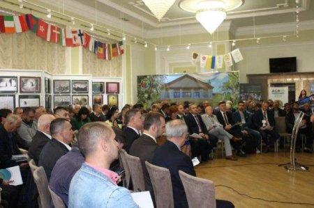 На Рівненщині розпочався перший Міжнародний аграрний форум «AGRORIVNE 2018»