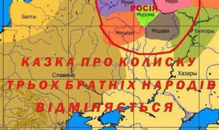 """Ми — не брати: як учені довели відсутність """"рідства"""" між українцями і росіянами"""