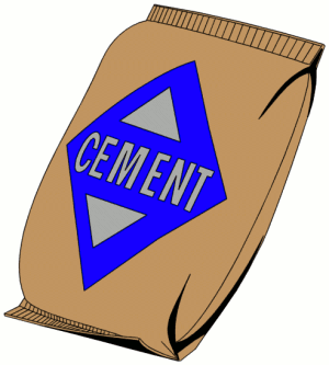 Реалізовували цемент невідомого походження