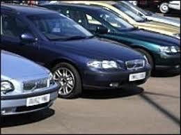 Виявлено близько 10 контрабандних автомобілів