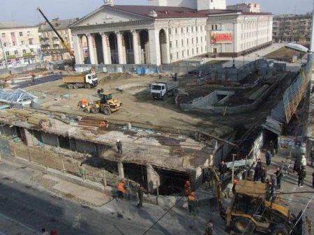 У Рівному більше не будуватимуть підземок?