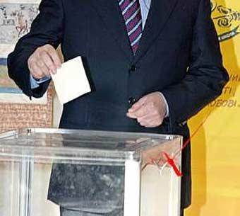 30 листопада – вибори міського голови Рівного