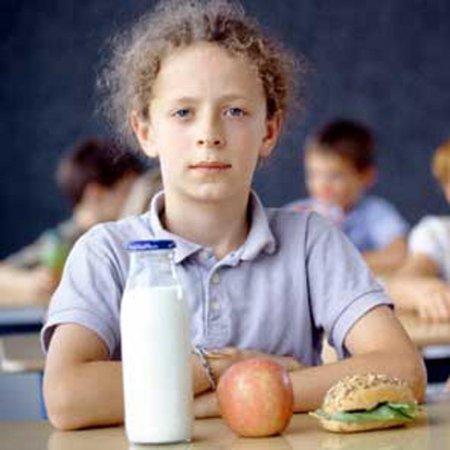 Шкільні сніданки — безкоштовні