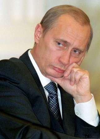 В Путіна стосовно України є