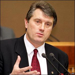 Ющенко:  Позачергові парламентські вибори можливі