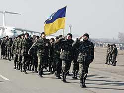 Ющенко хоче збільшити українську армію