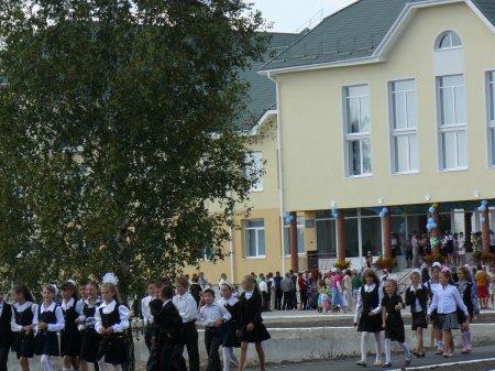 У селі з найвищим  рівнем народжуваності  в Європі відкрили школу