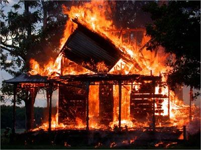 Збитки  від пожеж становлять  вже більше 16 млн. грн.