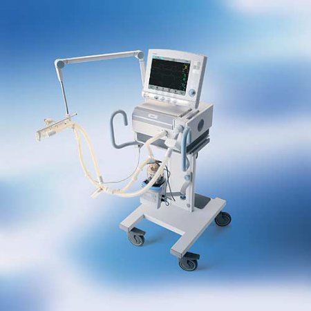 Обласній лікарні  подарували апарат для штучної вентиляції легень