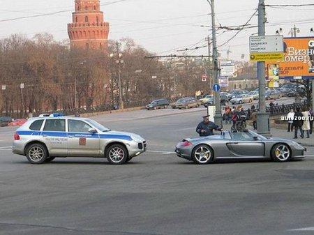 Топ 10 полицейских автомобилей