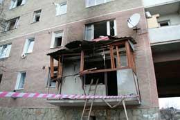 На Тернопільщині вибухнув житловий будинок [ФОТО]