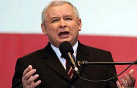 Ярослав Качиньський візьме участь у виборах
