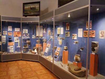На Рівненщині, в Дубенському замку, відкрито археологічну виставку