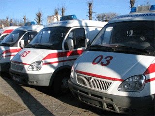 На Рівненщині визначили кращих медиків «швидкої» допомоги