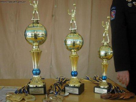 Команда 13-го армійського корпусу – переможець чемпіонату Збройних Сил України з волейболу