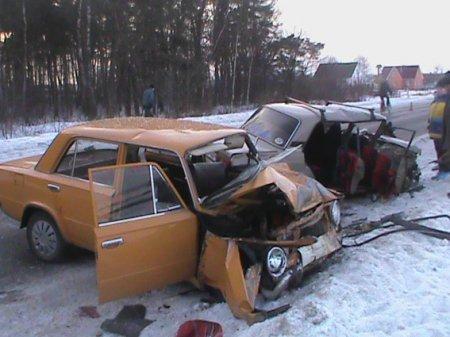 На Рівненщині внаслідок ДТП постраждало восьмеро людей (фото)