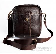 Купить кожаные мужские сумки в Киеве и по Украине в Аксессуариум