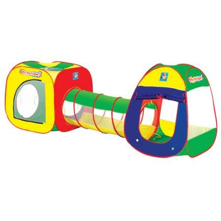 Детские игровые палатки - место для развития и игры